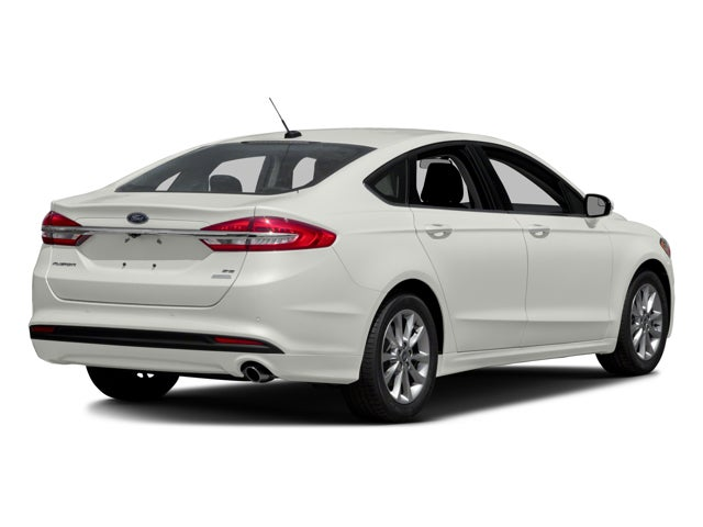 2018 Ford Fusion S Used Wilson Nc